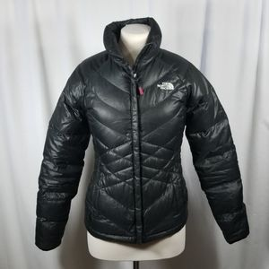 The North Face 550 Goose Down Puffer X-Small Black